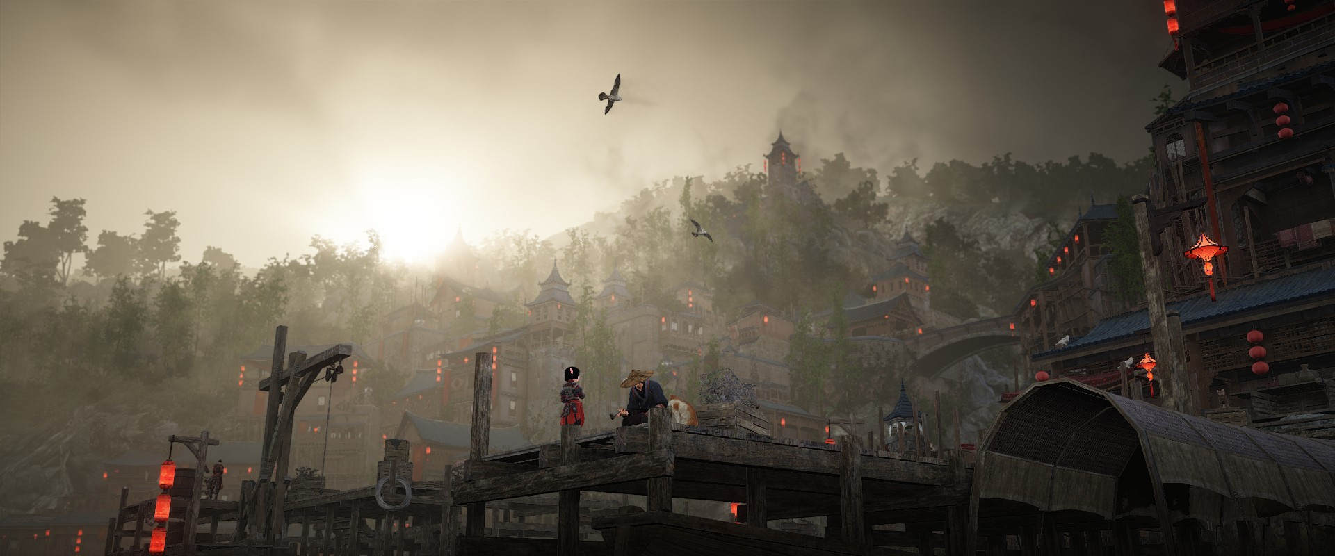 Animated Spider Wallpaper Black Desert Online S Massive Naval Combat Expansion Has A