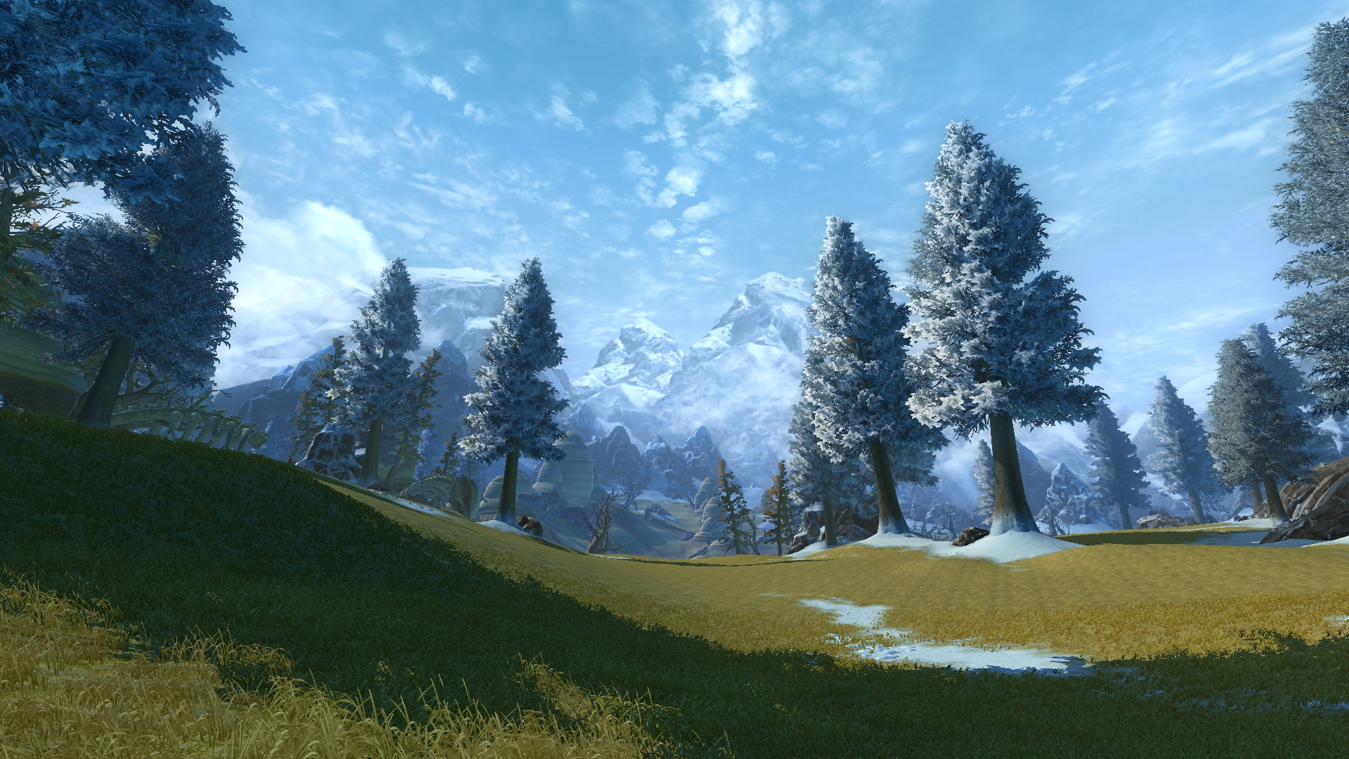 Fall Colors Wallpaper Background Environment Screenshots Of Swtor Mid To End Game Planets