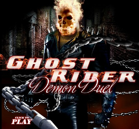 Ghost Rider Demon Duel2013