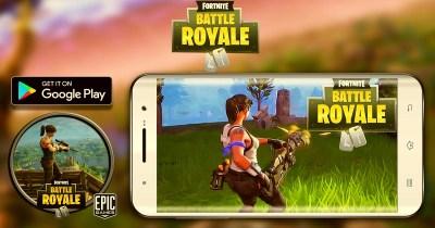 Download Fortnite Mobile for Android - DownloadFortnite.org