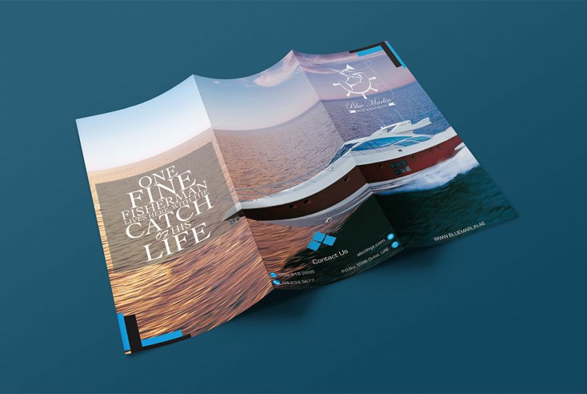 Tri Fold Brochure Mockup Free PSD Download Mockup - Tri Fold Brochures Free