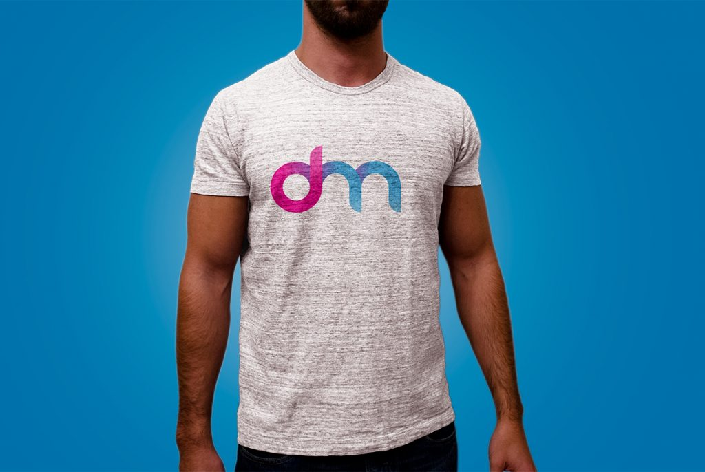 Cotton T-Shirt Mockup Template PSD Download Mockup