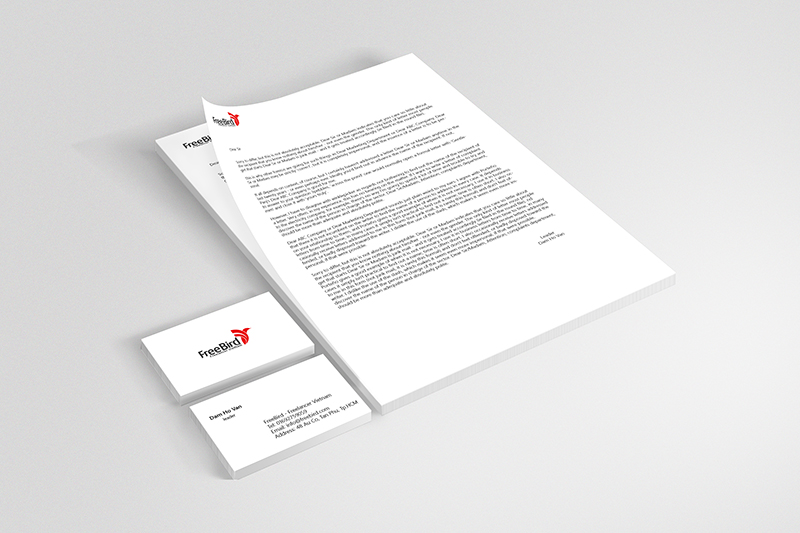 A4 paper and Business Card Mockup Free PSD - Download PSD