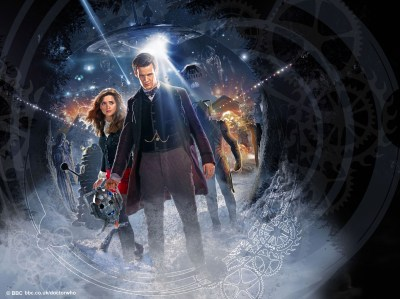 BBC One - Doctor Who - Standard 4x3 Wallpapers