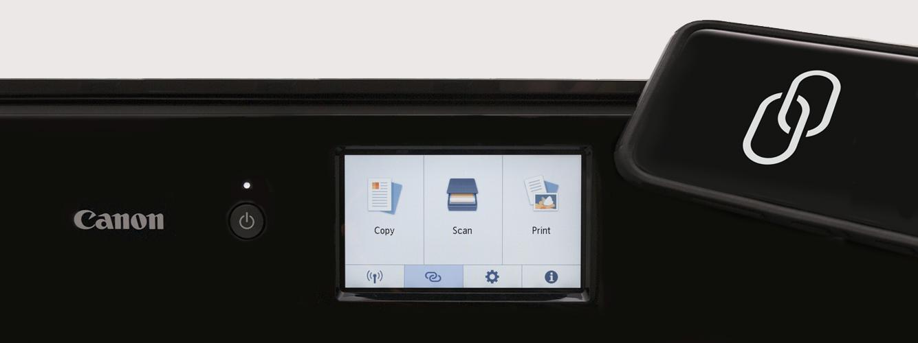 Canon USA, Inc Complete Your Printer Setup Wirelessly Canon USA