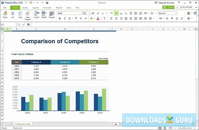 Download Polaris Office for Windows 10/8/7 (Latest version 2019