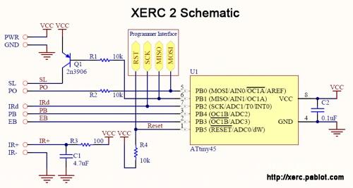 Xerc2 Schematic
