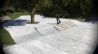 Andrew Reynolds Backyard Skatepark Mike x Blitzkow collab ...