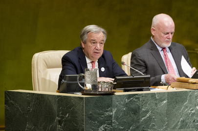 General Assembly Marks International Day of Remembrance of Victims of Slavery