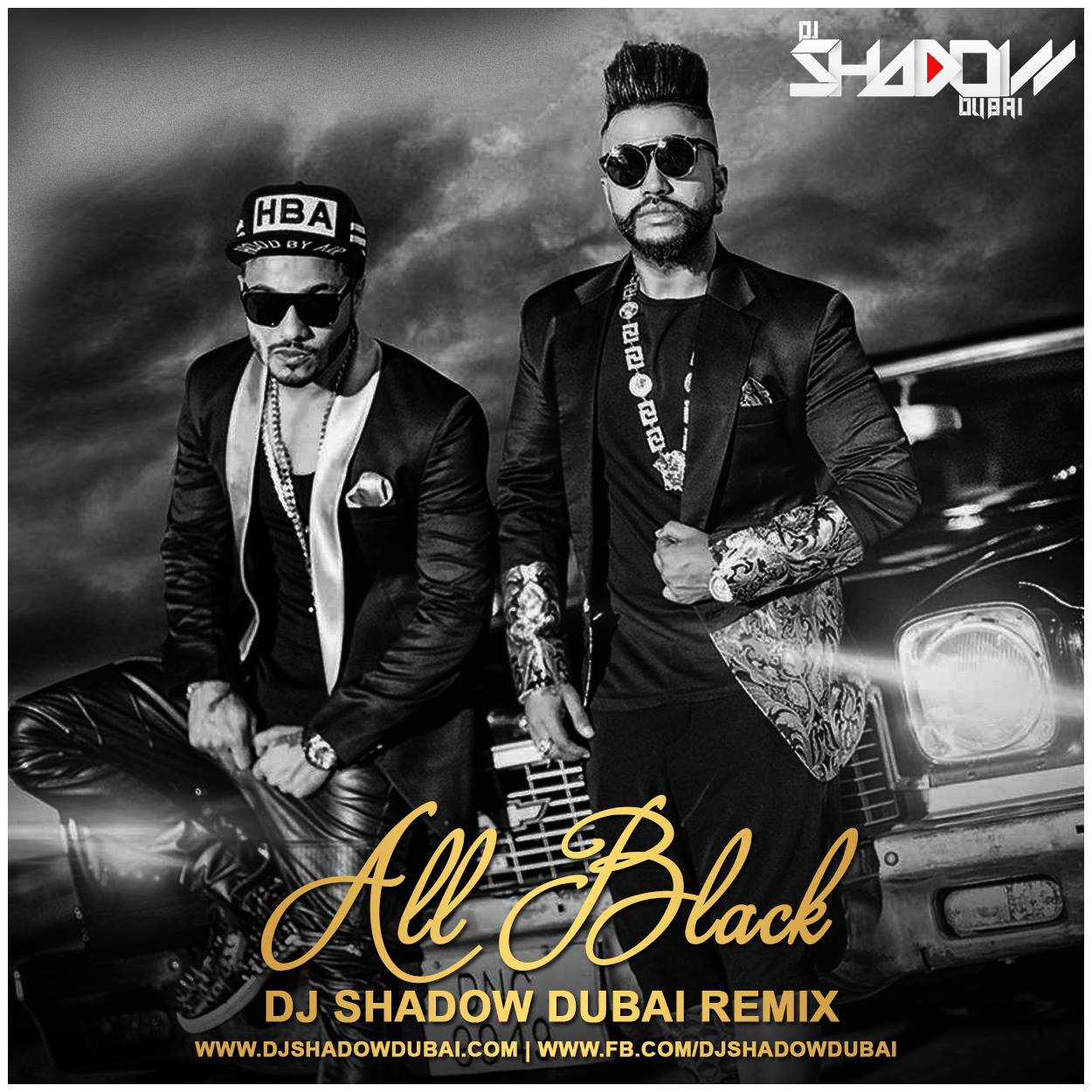 Deewani Mastani Dj Mix Sukhe Ft Raftaar All Black Dj Shadow Dubai