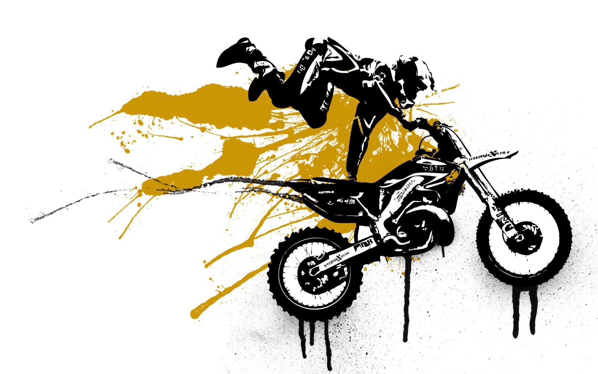 Ktm Motocross Wallpaper Hd Fond D 233 Cran De Motocross