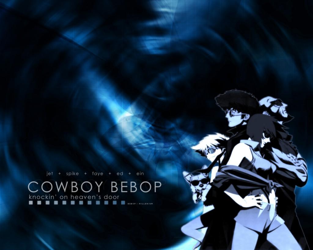 Free 3d Cartoon Wallpapers For Desktop Cowboy Bebop Wallpaper Hd