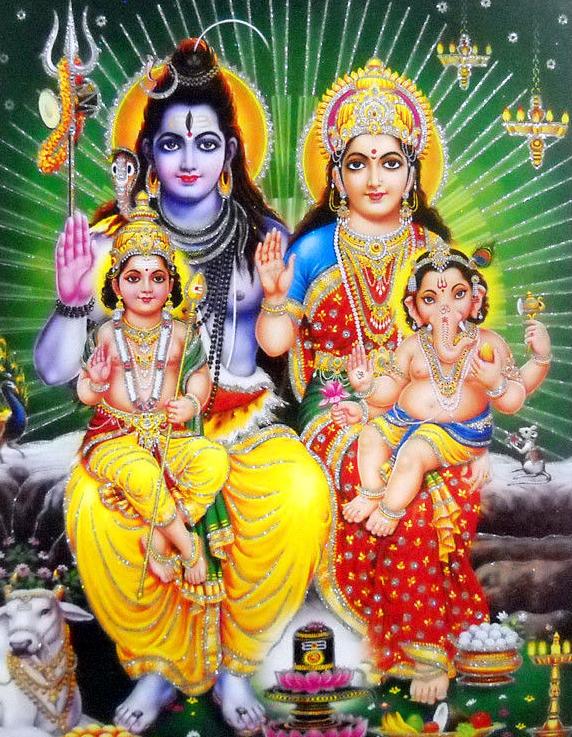 3d Ganpati Wallpapers For Mobile Shiv Parivar Images Wallpaper Downloadwallpaper Org