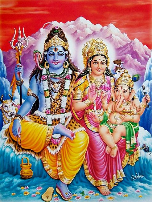 Shiv 3d Wallpaper Shiv Parivar Images Wallpaper Downloadwallpaper Org