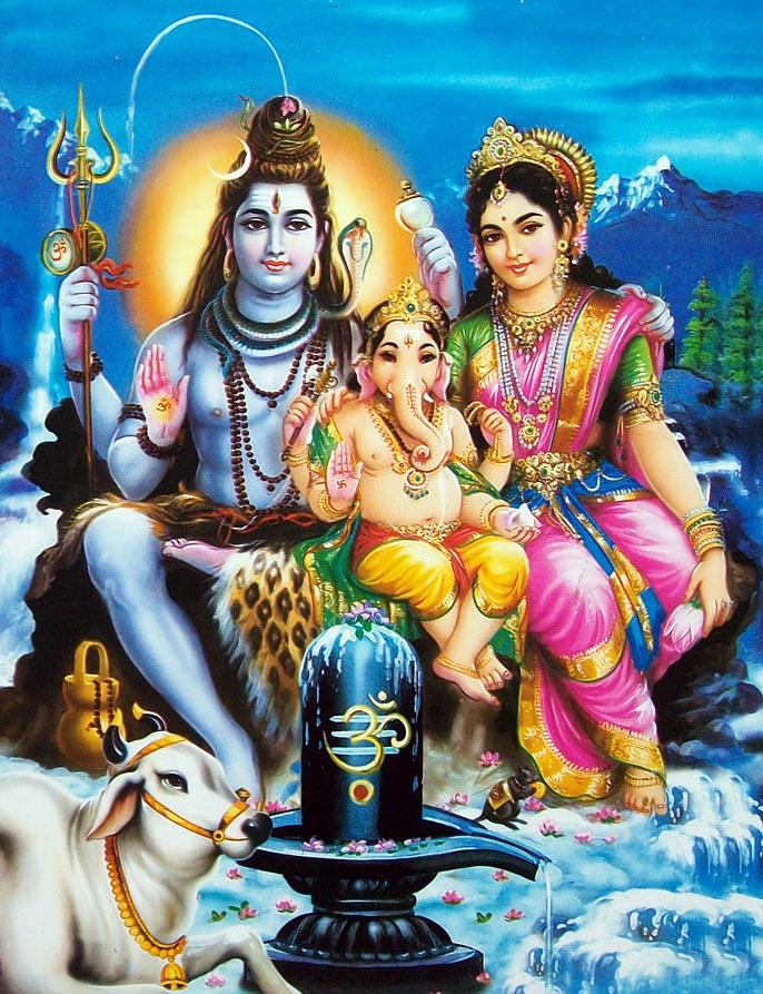 Yin And Yang Wallpaper Hd Shiv Parivar Images Wallpaper Downloadwallpaper Org