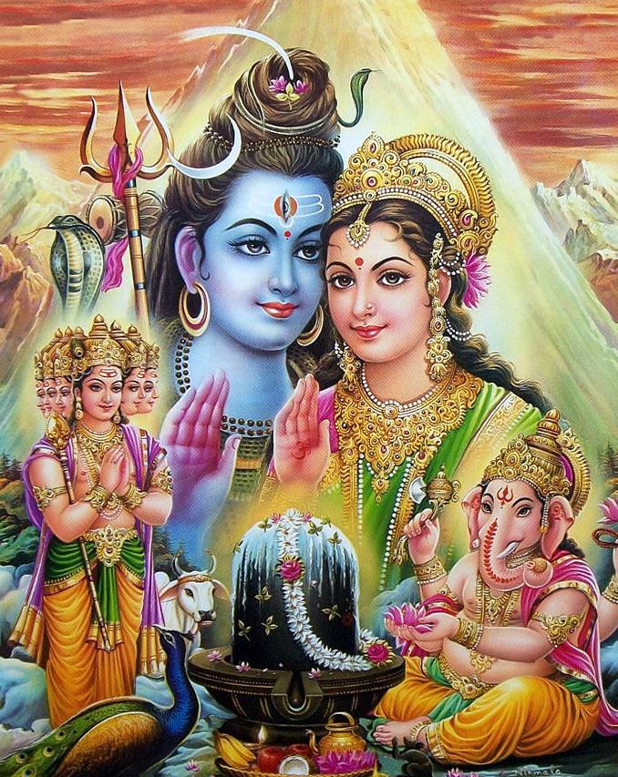Shiv Shankar 3d Wallpaper Free Download Shiv Parivar Images Wallpaper Downloadwallpaper Org