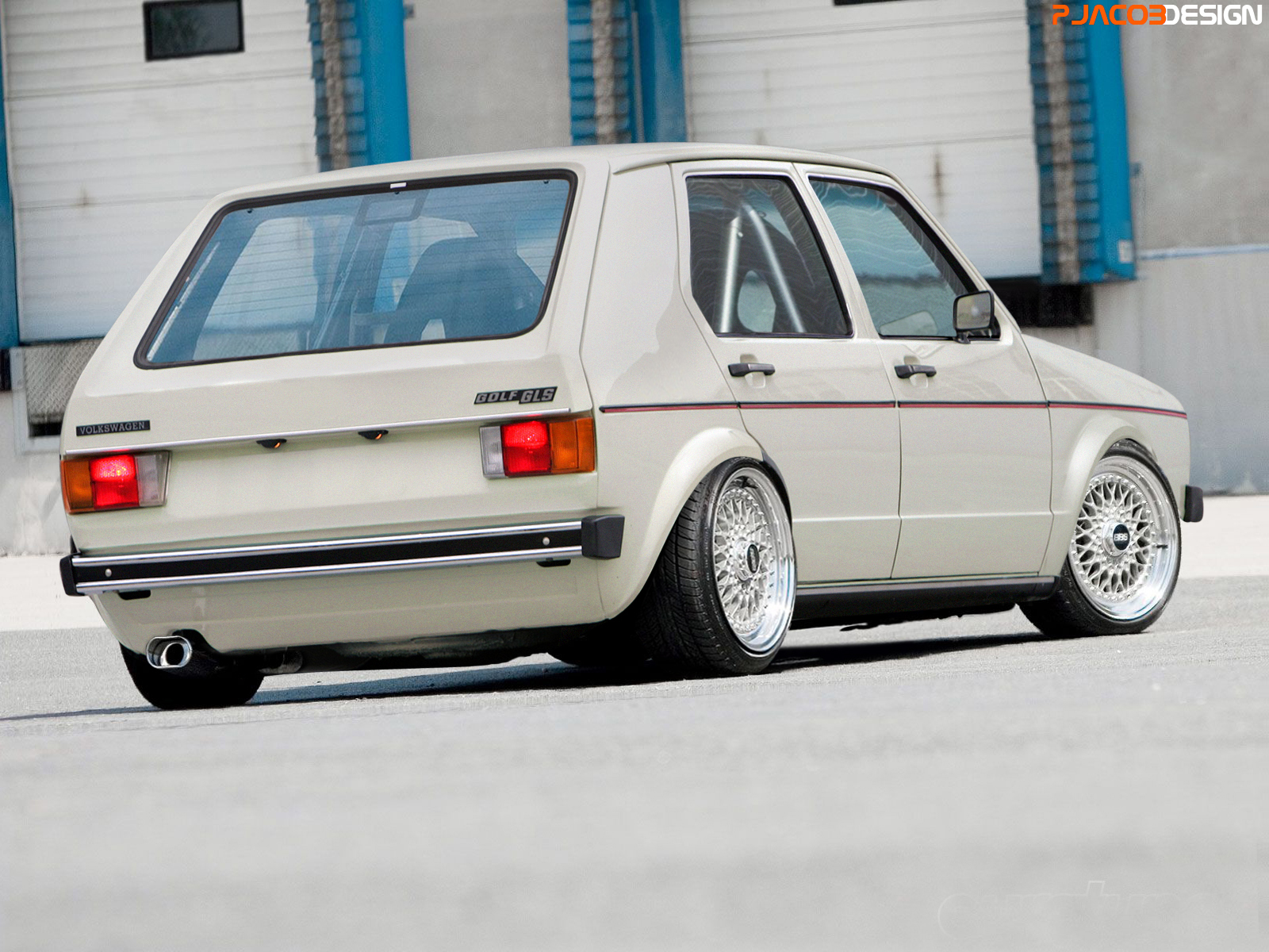 Houtlook Behang Vw Golf Mk1 Wallpaper - Pagina 3 Van 3 - Downloadwallpaper.org