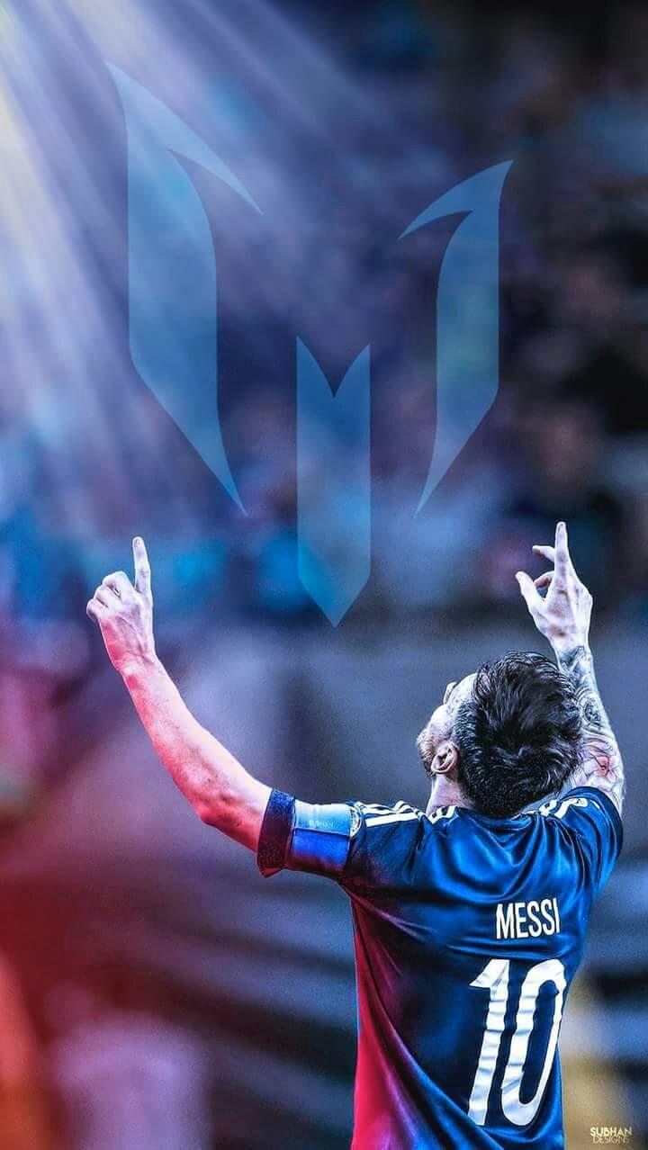 Yin And Yang Wallpaper Hd Messi E Papel De Parede Neymar Downloadwallpaper Org