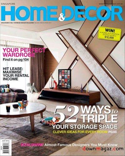 Home & Decor Magazine July 2012 » Download PDF magazines ...