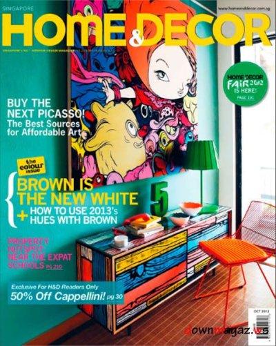 Home & Decor Magazine October 2012 » Download PDF ...