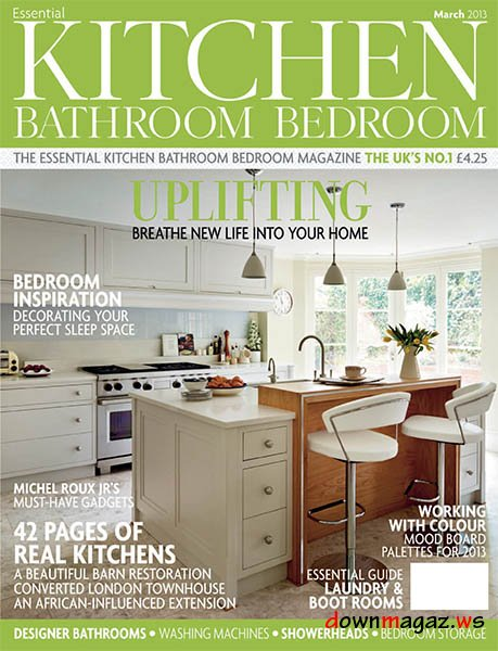 Essential Kitchen Bathroom Bedroom March 2013 Download