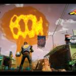 Boom Mushroom Cloud - Sunset Overdrive - E3 2014