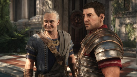 Graphics - Ryse: Son of Rome