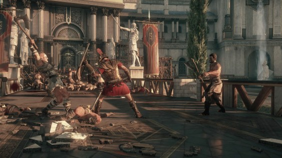 Story & Flow - Ryse: Son of Rome