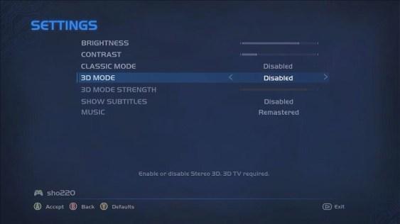 Halo: CE Anniversary - 3D Mode