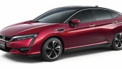 Honda Fuel Cell Vehicle 2015 Revealed