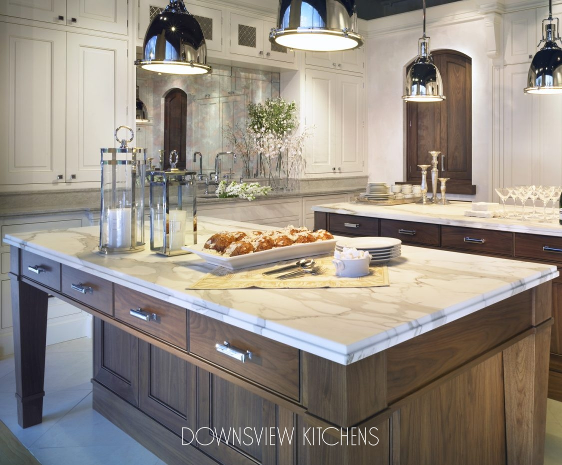 Custom Kitchen Cabinets Mississauga Tale Of Two Islands Downsview Kitchens And Fine Custom Cabinetry