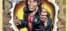 David Hasselhoff returns to comics in Simon Williams 'Retro Tales'
