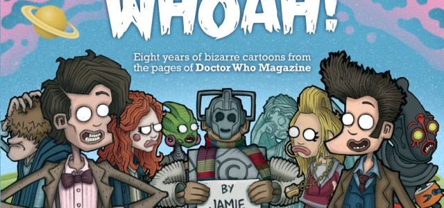If you're in London tomorrow, why not swing by GOSH and meet artist Jamie Lenman, aka Baxter, and the team from MIWK Publishing, to celebrate the launch of Whoah! Gathered […]