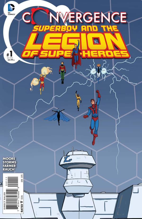 Convergence Superboy & The Legion #1