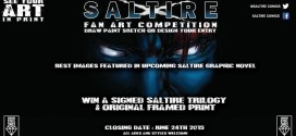 Saltire Fan Art Competition Launched