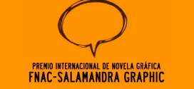 Spain's FNAC-Salamandra International Graphic Novel Prize graphic novel competition open to all