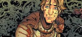 Into the Briar: A Quick Chat with Comic Artist Chris Wildgoose (and a sneak preview!)