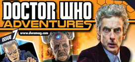 Out Today: New Doctor Who Adventures (with free sonic screwdriver!)