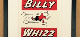 Official Billy Whizz Screenprint Released
