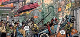 "IDW's Judge Dredd Resumes Next Month with ""Mega City Zero"", Dan McDaid on art"