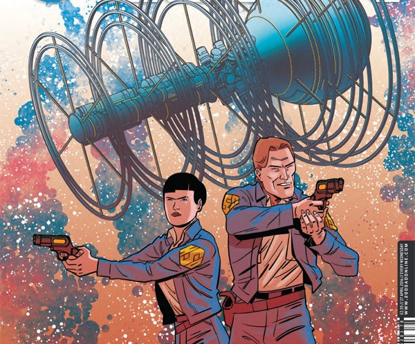 Something For The Weekend: This Week's New Comics (w/c 25th April 2016)