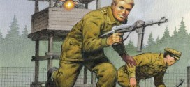 POWs and Cricket Bats! New Commandos Have them Both…