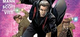 """""""Supremacy of the Cybermen"""" Doctor Who comic crossover launches in July"""