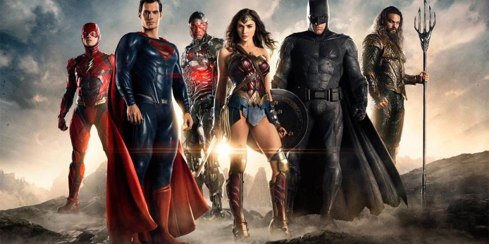 Justice League Assemble, Wonder Woman Teasers Released at San Diego Comic Con
