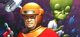 In Review: Spaceship Away Issue 39 – highlights Ian Kennedy, offers new Dan Dare adventures