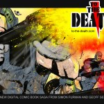 To The Death by Simon Furman and Geoff Senior