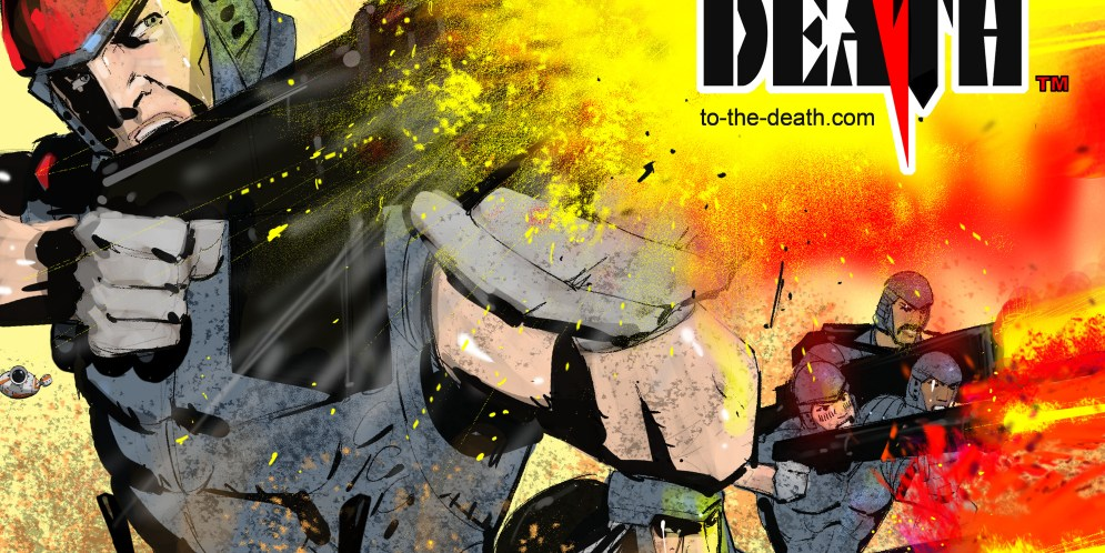 To The Death: Simon Furman And Geoff Senior talk world building and roads not taken on Death's Head