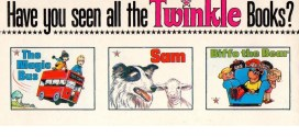 Have You Seen All The Twinkle Books?