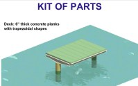 Boardwalk Pic-Kit Of Parts 2