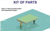 Boardwalk Pic-Kit Of Parts 2